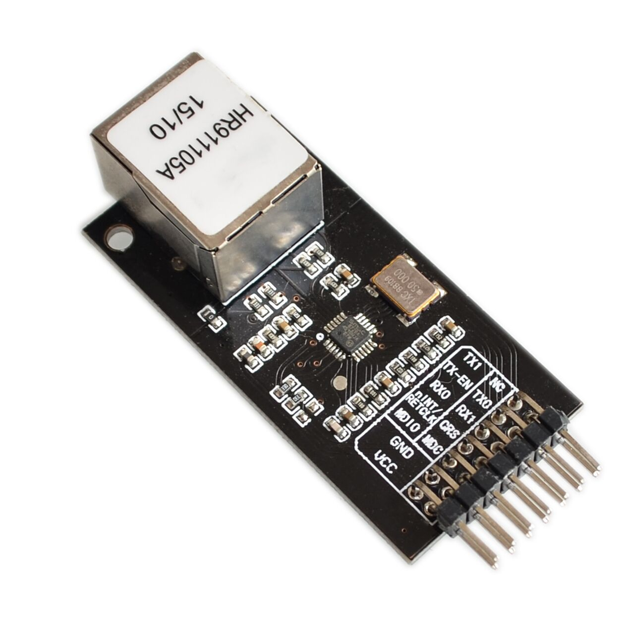 10pcs Lot Smart Electronics Lan8720 Module Network Ethernet 4v Pcb Circuit Board Battery Protection Croons 74v 18650 Transceiver Rmii Interface Development For Arduino