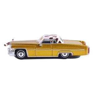 Image 3 - Samochody disney pixar 3 samochody 2 Tex Dinoco Metal odlewana zabawka samochód 1:55 zygzak mcqueen luźne Brand New w magazynie bezpłatna wysyłka