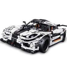 Modèles de construction jouet kits 23002 3236 Pcs Série Technique La MOC-4789 Changer Racing Voiture Building Block Compatible avec lego 4789