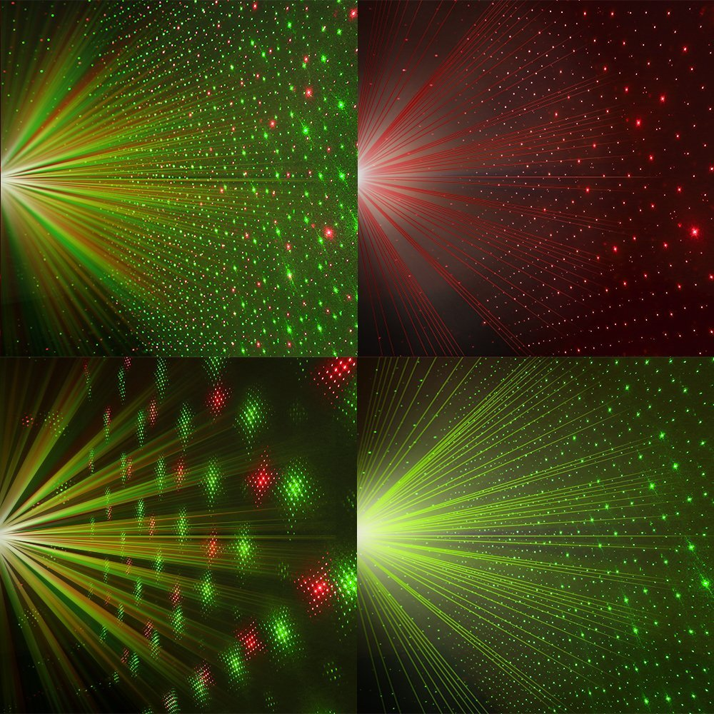 Laser Lights For Christmas Outdoors