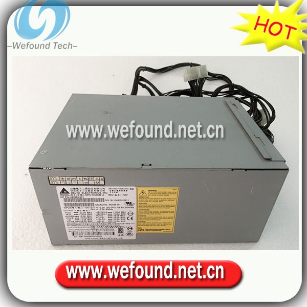 100% working power supply For XW8600 DPS-1050CB 440860-001 442038-001,Fully tested. original power supply 508154 001 503378 001 elite 8000 8100 mt 320w dps 320nb ps 4321 9 503378 001