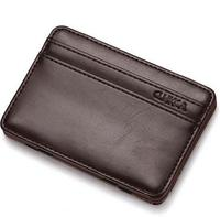 Wallets Fashion Small Men Card Holder Mini Purse Wallet A888