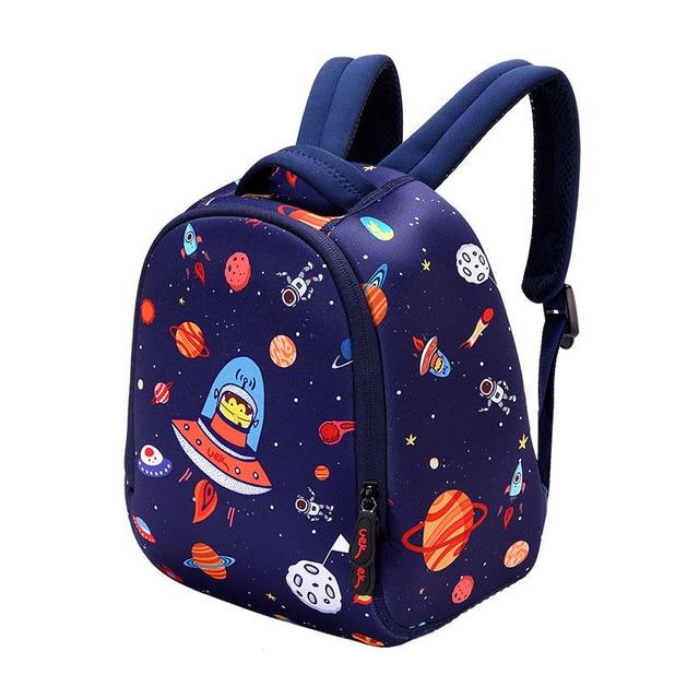 2017 Cartoon Design Children Girls 3D Cute School Bag Kindergarten Backpack  Kids Bag for Girl Boys ec591b3e7717d