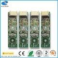 Compatível desenvolver chip de unidade para konica minolta bizhub c258 c308 c368 cor impressora laser cartucho de reset
