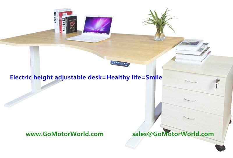 Electric height adjustable desk manufacturer