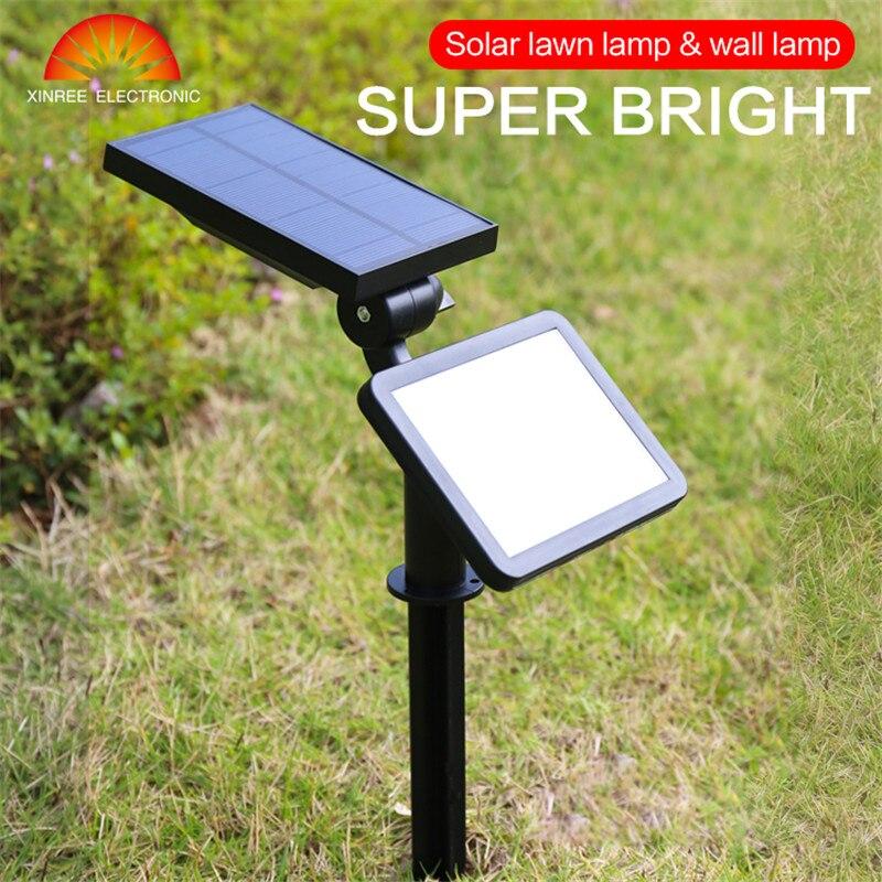 Foco Lámpara De Led Luz Pared sakubowovuComprar Solar 48 sQCtrdxh