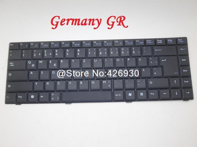 Laptop Keyboard for BENQ S73 A51 S41 Thailand TI 531080440005 9J.N7382.303