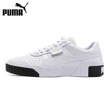 Original New Arrival PUMA Cali Women's Skateboarding Shoes S