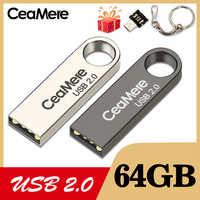 Clé USB CeaMere C3 16 GB/32 GB/64 GB clé USB clé USB 2.0 clé USB 3 couleurs clé USB