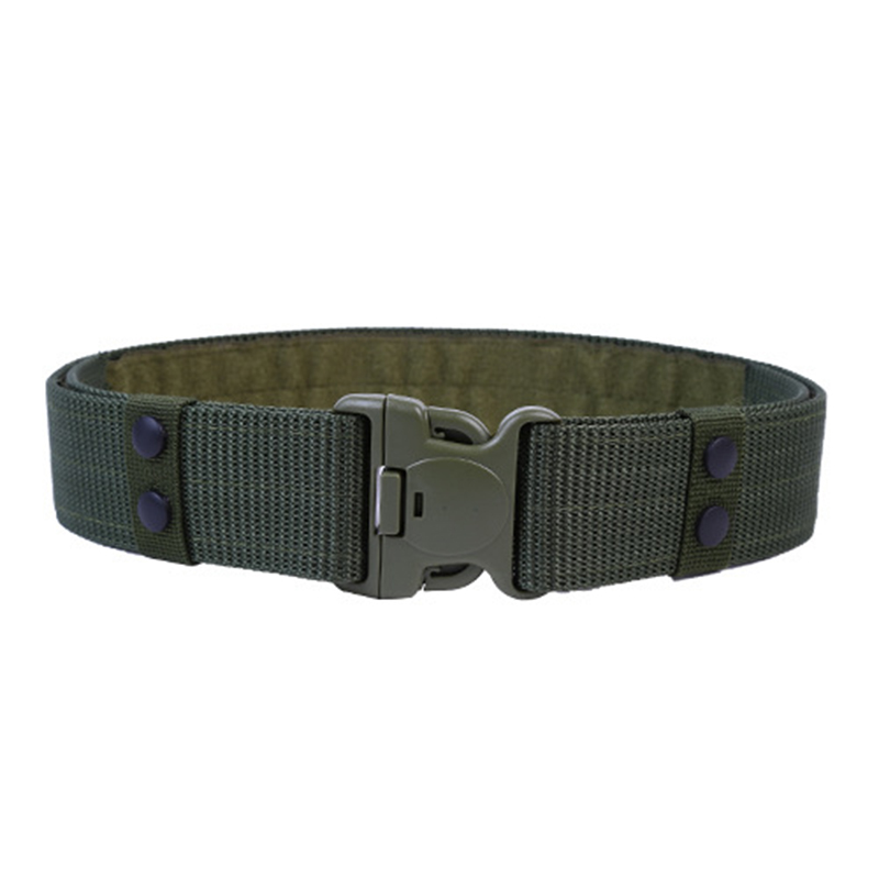 AWAYTR Military Equipment Army   Belt   Men Combat Tactical   Belts   For Jeans Pants Solid Casual Nylon Strap Canvas Waist   Belt