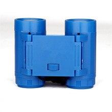 1pc 2.5 x 26 Kid Children Magnification Toy Binocular Telescope + Neck Tie Strap