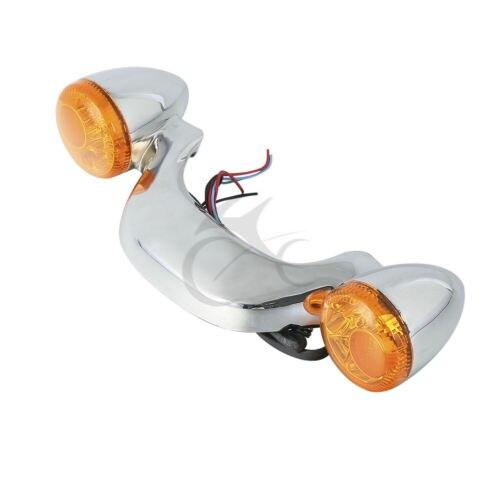 Rear Turn Signal Brake Light Bar For Harley Street Glide Road Glide 2010-up New Flhx Fltr Home