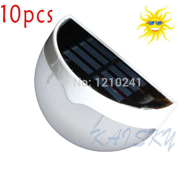 wholesale 10pcs/lot solar spot energy garden light...