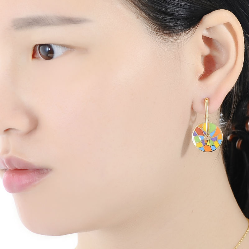 E304258ENASY925-002-Silver Earrings