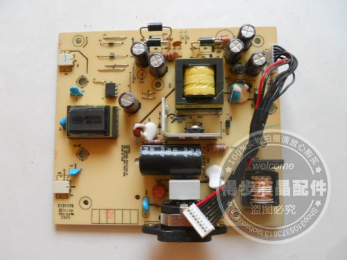 Free Shipping>Original IN1910N power board ILPI-105 high voltage power supply board Good Condition new test package-Original 10