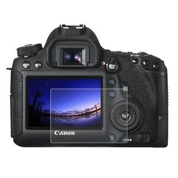 LCD de cristal protector de pantalla para Canon 5D MARK III 5D MARK IV