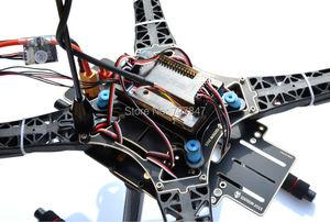 Квадрокоптер с рамкой S500 APM2.8 M8N GPS модуль питания 2212 920KV мотор 30A Simonk ESC Flysky i6 передатчик и приемник