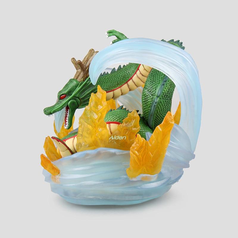 8 Dragon Ball Shenron Dragão Tubulação Fate Zero PVC Action Figure Collectible Modelo Toy BOX 21 CM Z306 - 2