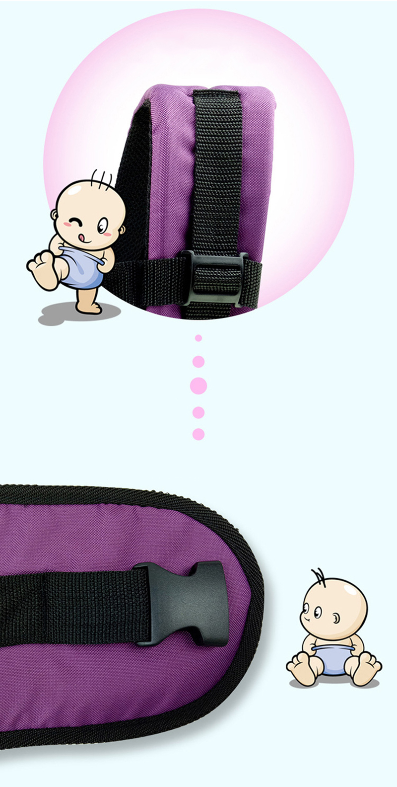 Newborn Baby Carrier Kangaroo Toddler Sling Wrap Portable Infant Hipseat Baby Care Waist Stool Adjustable Hip Seat 0-36 Months (17)