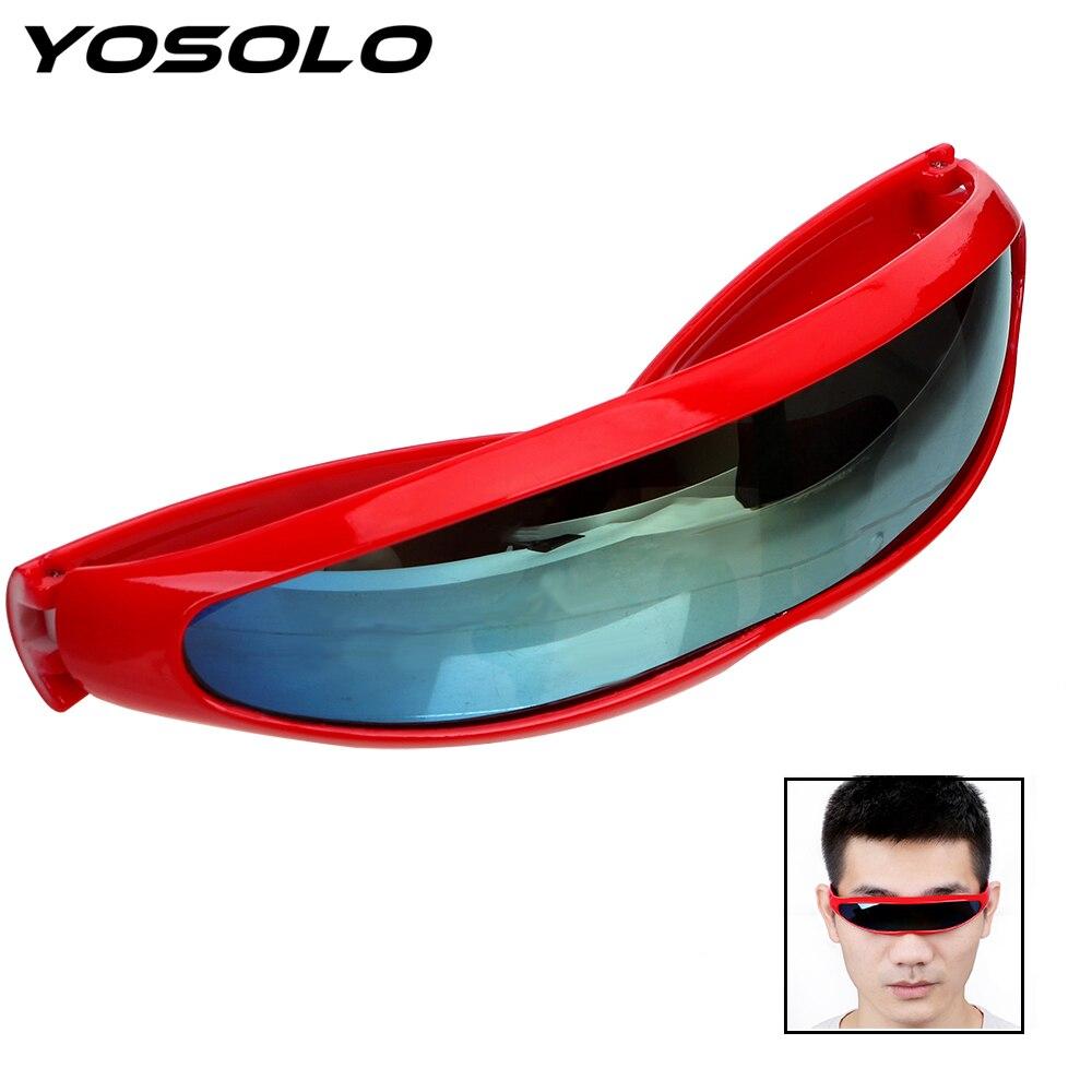 YOSOLO Motorcycles Bike Car Driving Glasses HD Vision Goggles  Anti Sand Wind Unisex SunGlasses  Eyewear UV400 Protection