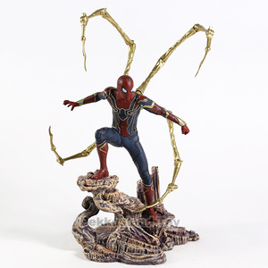 Image 2 - Iron Studios  Iron Spider PVC Statue Action Figure Collectible Model Toy