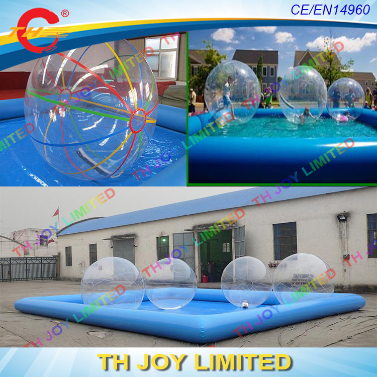 Enthusiastic 2pcs/lot 2m Walk On Water Ball/water Sports Balloon Water Walking Ball/water Zorb Ball/inflatable Human Balloon Hamster Ball Comfortable And Easy To Wear