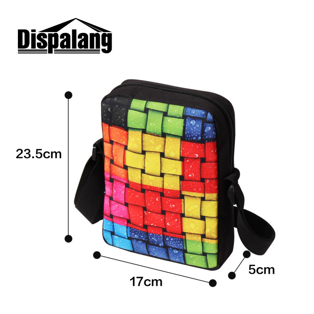 2ccdb9dc9641 New Casual Children Messenger Bags Animals Peacock 3D Printing Crossbody  Bag Girls Womens Shoulder Bag Kids Sling Bags Hot Sale-in Crossbody Bags  from ...