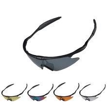 Men Women Bicycle Bike Cycling Glasses Outdoor Windproof Anti-UV Sunglasses Eyewear X100