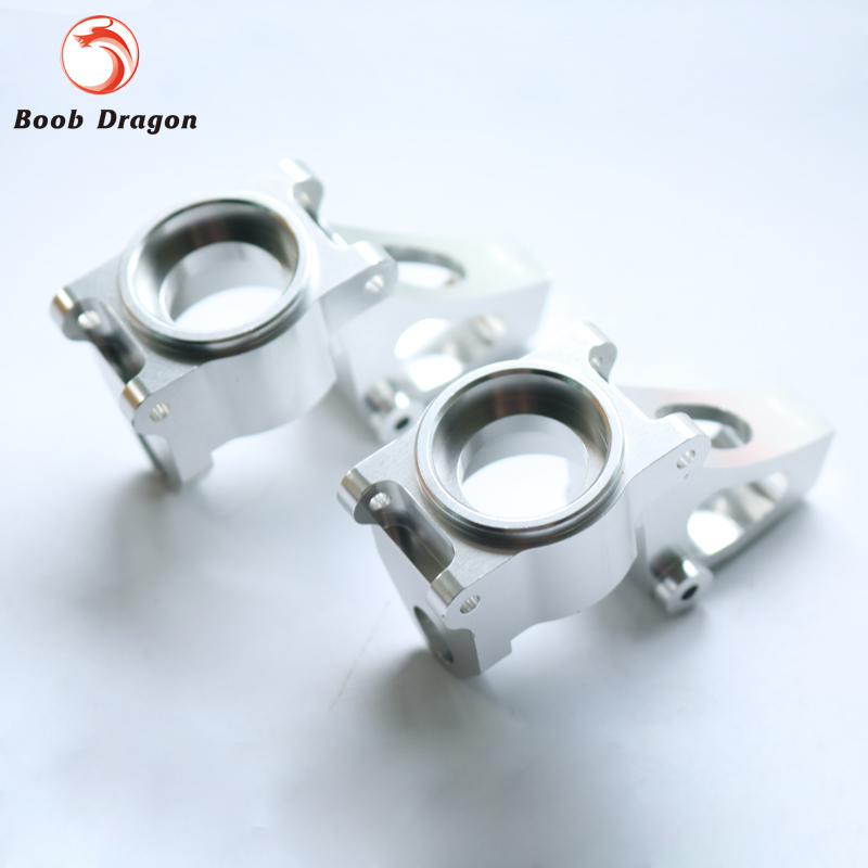 King Motor Baja 5b Alloy front hub carrier set for HPI BAJA 5B Parts Rovan Free Shipping alloy front hub carrier set fit one car for hpi km rovan