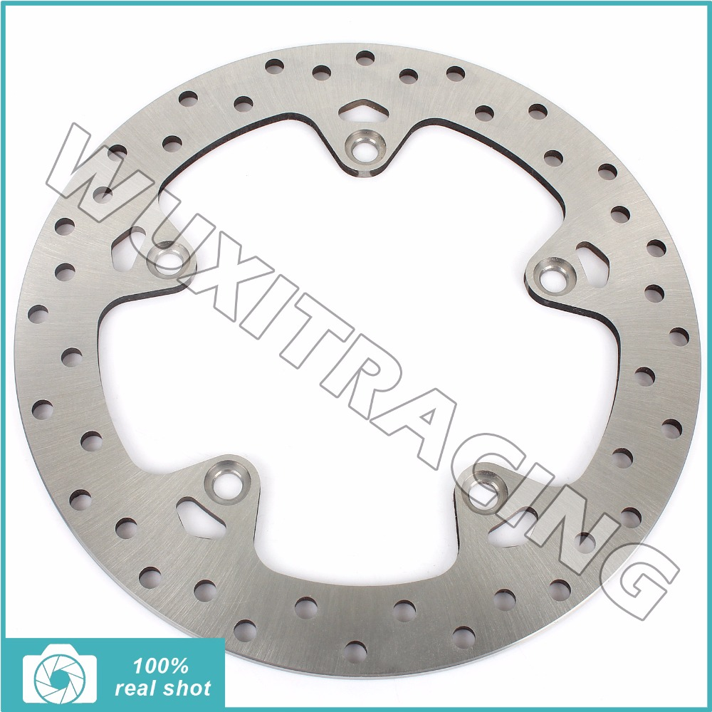 New Rear Brake Discs Rotors for BMW HP2 1170 Enduro cast spoke wheel Megamoto Sport 04-08 R 1200 GS Adventure/ ABS R ST S 03-15 бриджстоун дуэлер hp sport