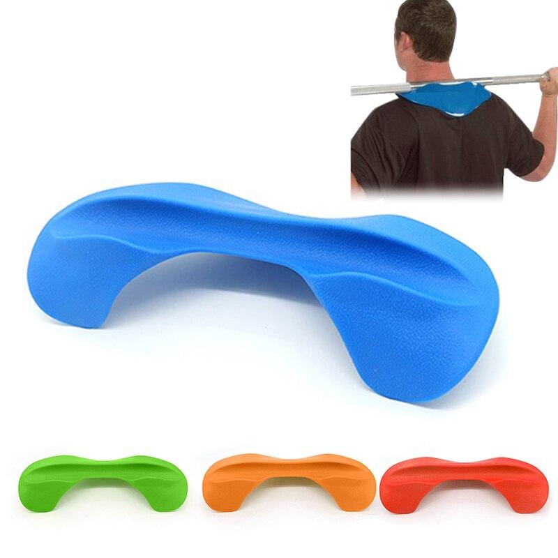 Poids De Levage Squat Épaulière Retour Stabilisateur Soutien Barbell Blaster Gym Fitness Accessoires Body Building Épaule Pad