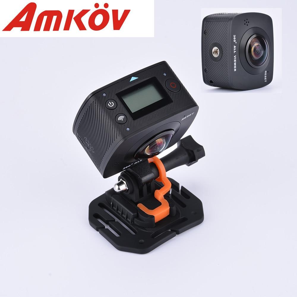 Yeni gəliş AMKOV AMK200S cüt obyektiv 360 * 360 dərəcəli - Kamera və foto - Fotoqrafiya 3