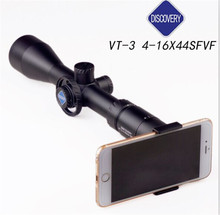 New Arrival Tactical Discovery VT-3 4-16x44SFVF Rifle Scope For Hunting BWR-096