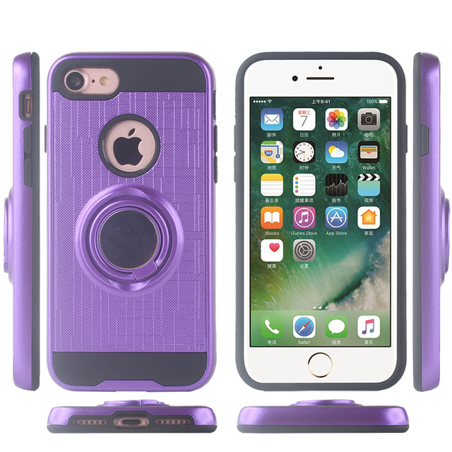 factory price d98fe 202c8 US $175.0 |Armor Cell Phone Case TPU PC Magnetic Suction Bracket For ZTE  Blade Z Max Z982 Metropcs Case Cover 360 Degree Holder Free DHL-in ...
