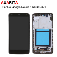 5pcs Lot Lcd For LG Google Nexus 5 D820 D821 LCD Display Touch Screen Digitizer Assembly