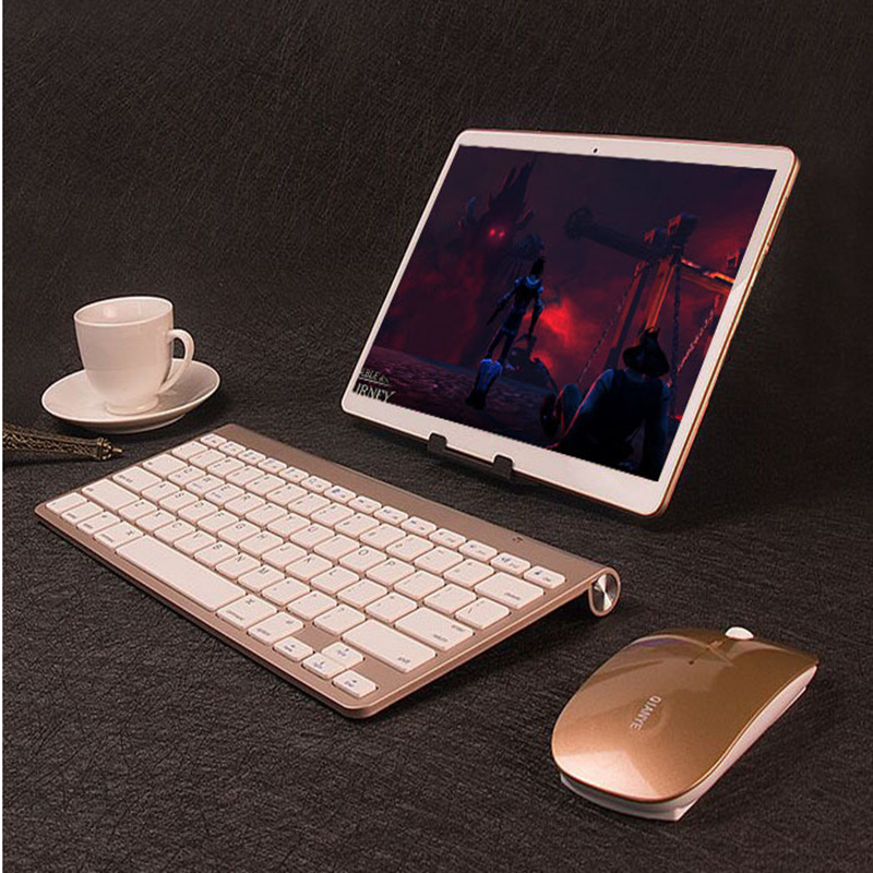 "10"" Tablet PC Android 7.0 Netbook IPS Screen 4GB Ram 64GB Ram 3G Phone Call Dual SIM WIFI Bluetooth Tablets For Kids Android"