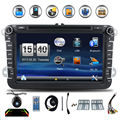 2din Car DVD With GPS player for VW GOLF 5 Golf 6 POLO PASSAT b6 CC JETTA TIGUAN TOURAN EOS SHARAN SCIROCCO TRANSPORTER T5 CADDY