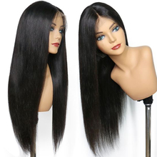 цена на Straight Hair Wigs 13*4 Lace Front Human Hair Wigs 8