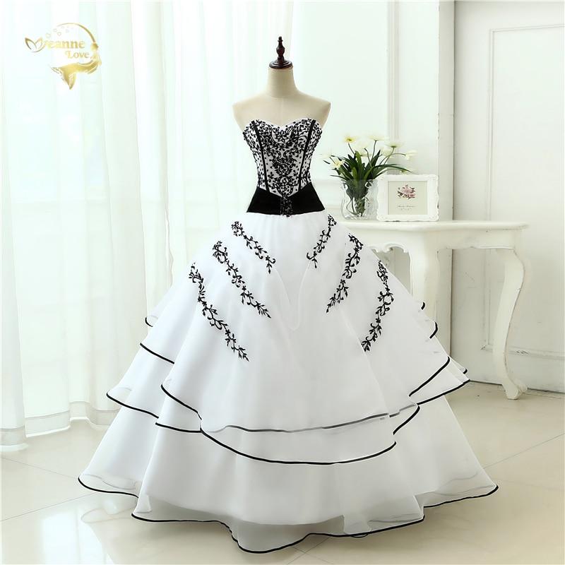 Vestidos de noiva Hot Sale Անվճար առաքում 2015 Նոր - Հարսանյաց զգեստներ