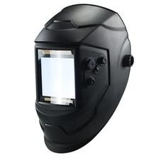 New Skull Solar Auto Darkening Adjustable Range 4/9-13 MIG MMA Electric Welding Mask/Helmet/Welding Lens for Welding Machine brand new original sanrex scr pwb130a30 electric welding machine dedicated quality goods