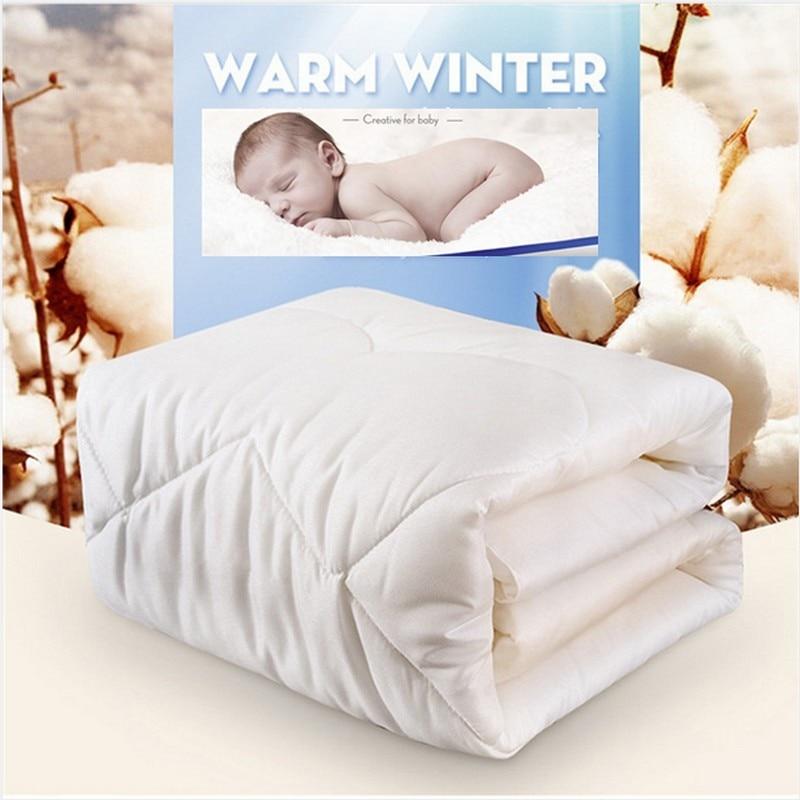 Linen 200G/400g/7510SM King Bed cotton Quilt Comforter Cotton Cover 100% cotton Quilt with Insert Crib Bedding Set Cot 130*105cm double quilt cover set eponj home double quilt cover set
