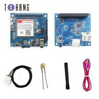 SIM7600CE 2G/3G/4G GNSS GPS Extension Board for Raspberry Pi 2B/3B 3B+