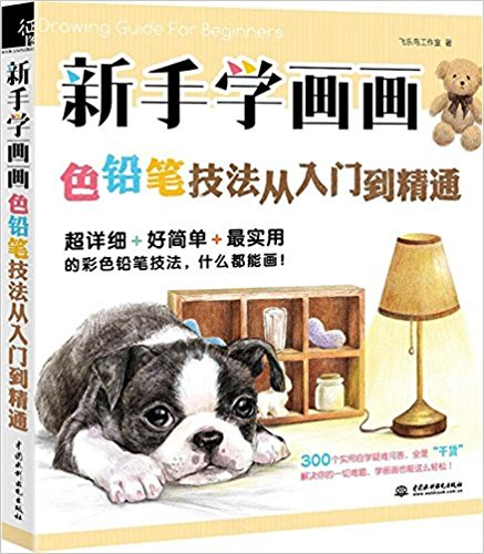 Practical Painting Tutorial Books For Novice Beginners Color Pencil Drawing Guide Book For Beginners In Chinese