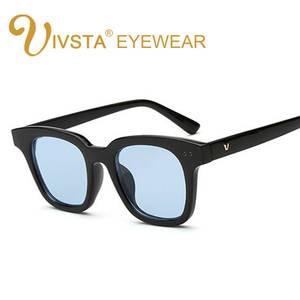 cc955ba3ddd IVSTA Sunglasses lenses Women 2018 Brand Designer Men Color