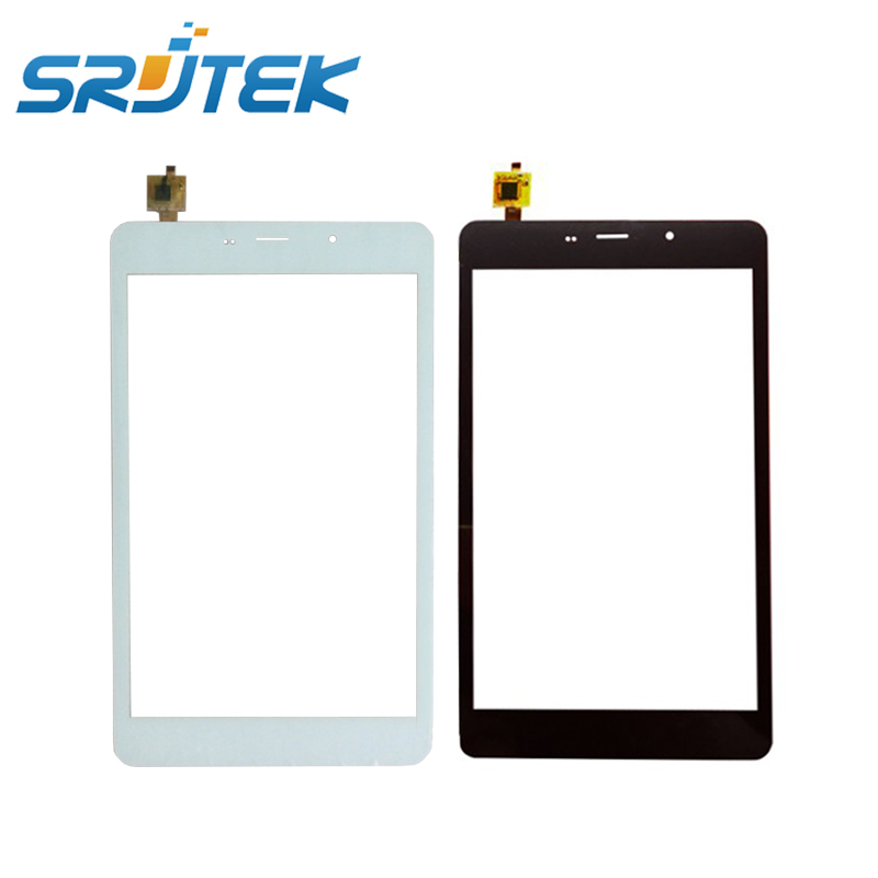 SRJTEK For Cube T8 Ultimate / T8 Plus XC-PG0800-026-A1-FPC Tablet PC Touch Screen Capacitive Panel Digitizer Glass Sensor srjtek for cube t8 ultimate t8 plus xc pg0800 026 a1 fpc tablet pc touch screen capacitive panel digitizer glass sensor