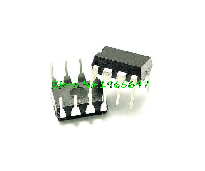 10pcs/lot MC34063API MC34063 KA34063A KA34063 34063 DIP-8 In Stock
