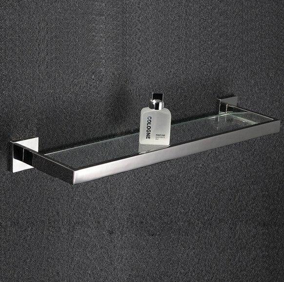 Awesome Bathroom Accessories Stainless Steel 304 Bathroom Shelf Rack Bath Shower  Holder Bathroom Basket Shower Room Suction