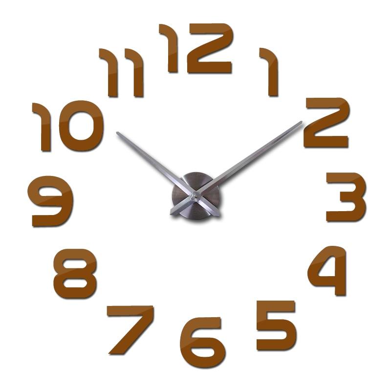 Πραγματικό νέο 2019 περιορισμένο ρολόι - Διακόσμηση σπιτιού - Φωτογραφία 4