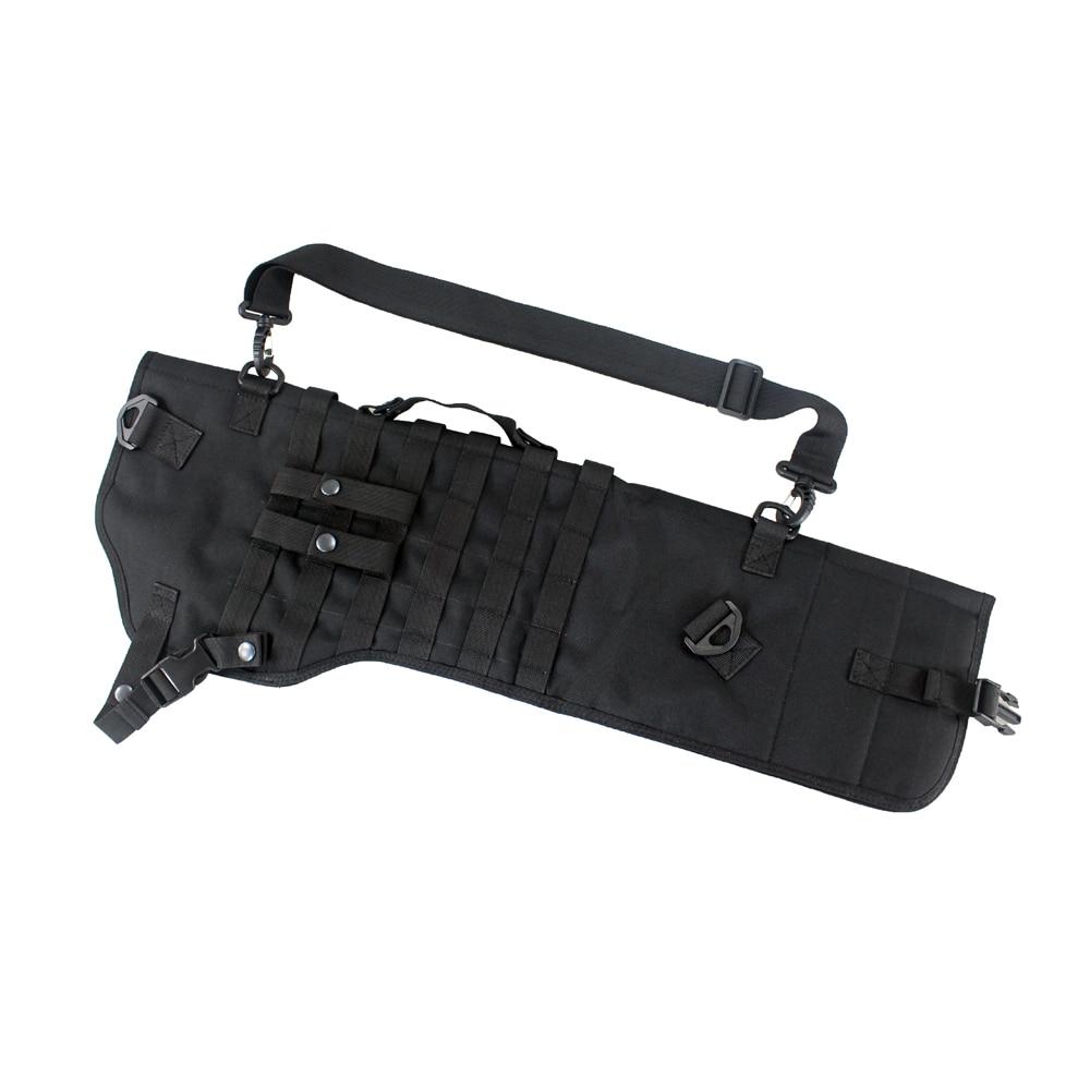 Táctico escopeta Rifle funda arma larga protección portador hombro mochila