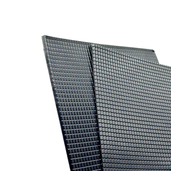 Maqueta a escala de 5 uds, material de construcción, hoja de PVC, techos de azulejos en tamaño 210x300mm para diseño de arquitectura